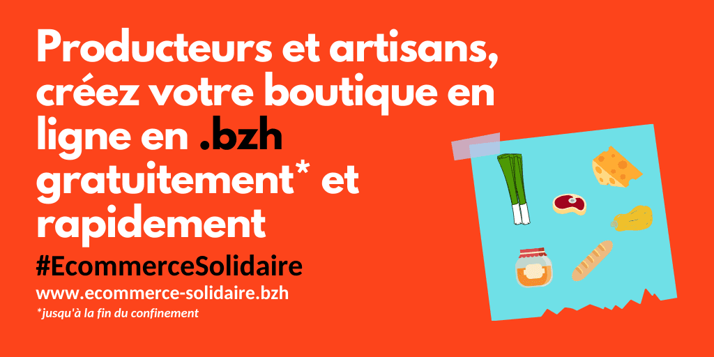 ecommerce solidaire bzh
