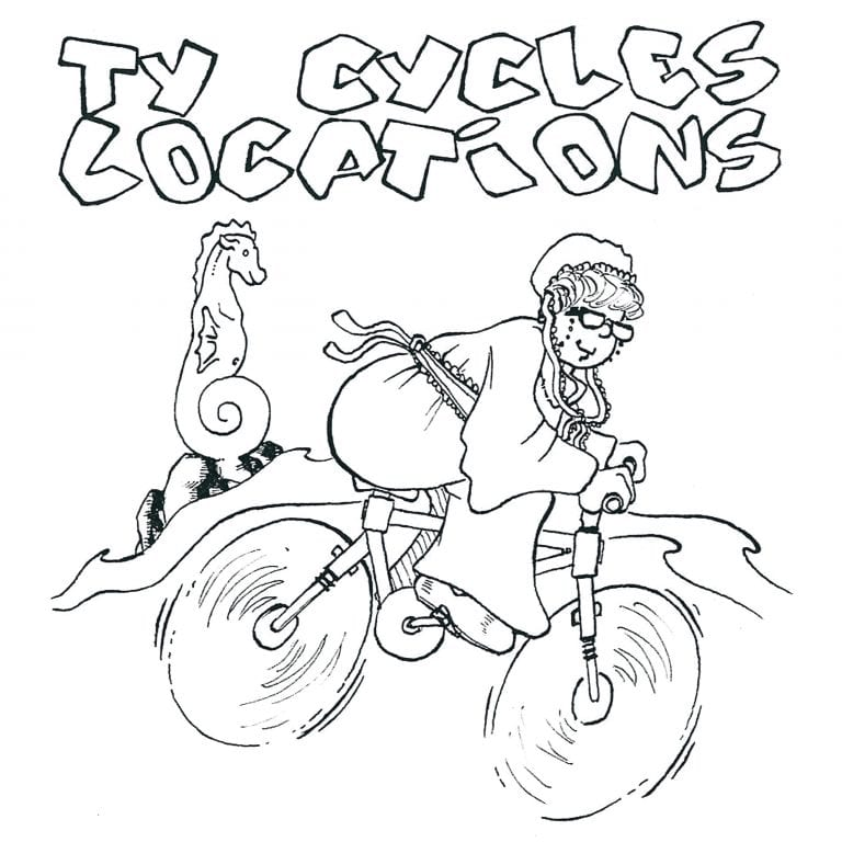 TY CYCLES LOCATIONS